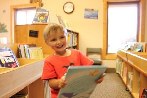 Children's Reading Challenge