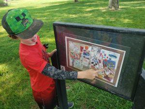 Fairgrounds StoryWalk®