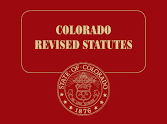 colorado revised statutes logo