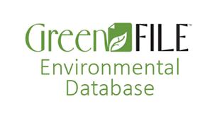 green file environmental database logo