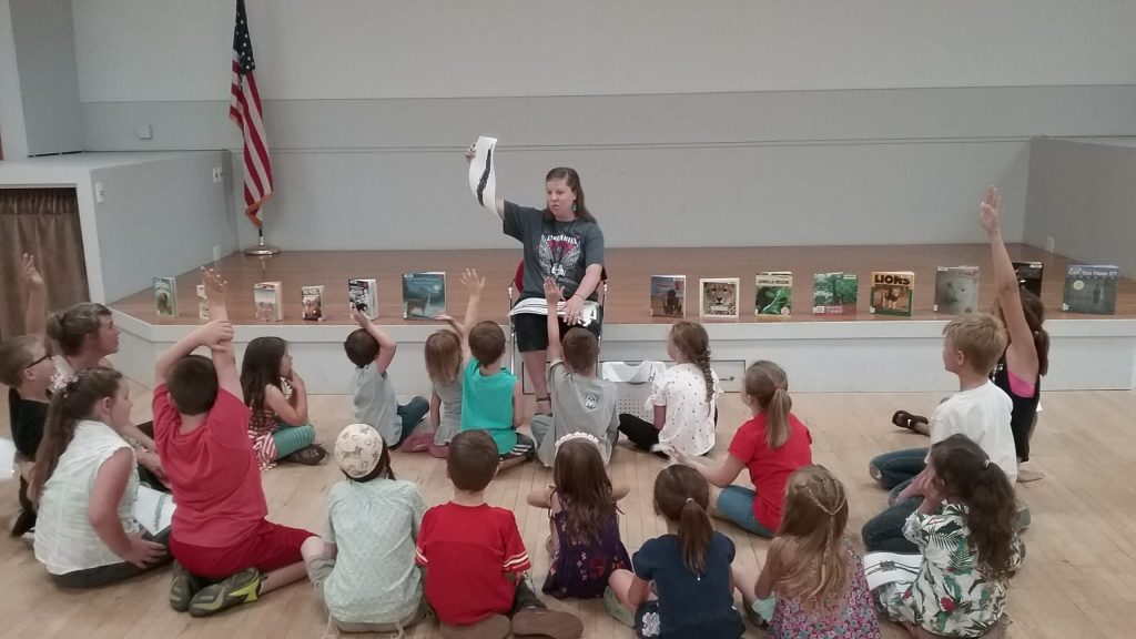 Storytime @ Delta Library