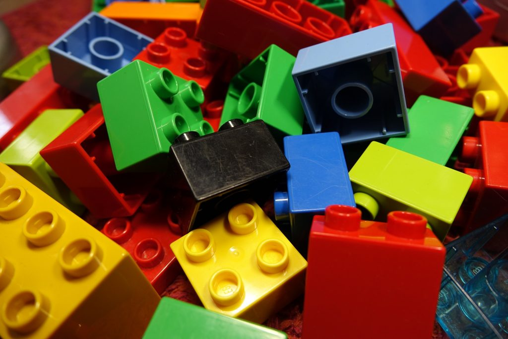 LEGO Maker Space