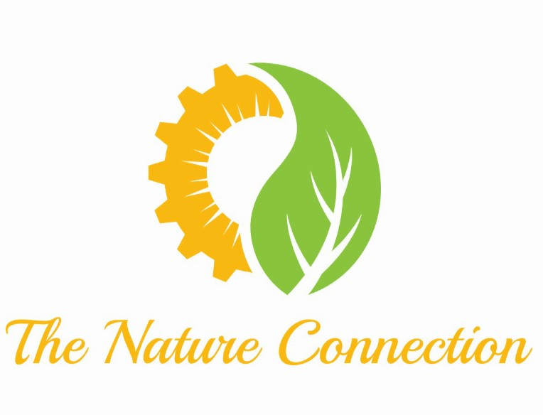 The nature connection logo