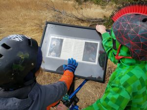 Crawford State Park StoryWalk®