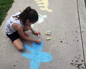 Chalk Art Take-Home Kit